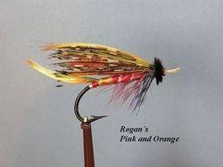 Rogan`s Pink and Orange
