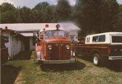 1953 American LaFrance 700