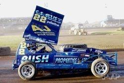 The very BLUE 2005 Shale car