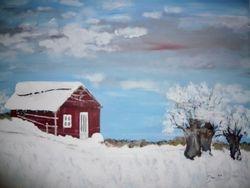 Winter in Norwegen - verkauft