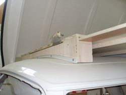VW T2 Roof Sleeper 44