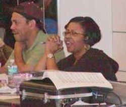 Sondra and Darryl