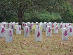 Battle Flag Cemetery