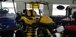 Club Car Precedent Black/Yellow/White