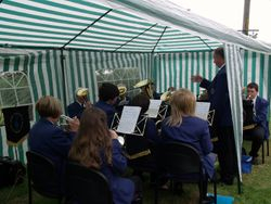 Lathom Park Trust Strawberry Tea June 2011