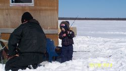 March Annual  Kids Fishing Derby