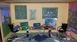 LAN room