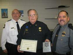 Officer Hollis - Bravery Award