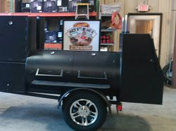 Colorado Smokin' Butts Custom Smoker