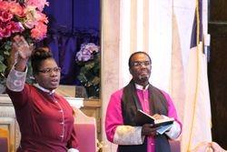 Our Senior Pastors