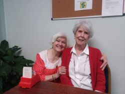 Thanks for all the pictures, Jean Askew!