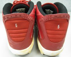 Albert Pujols 2003 Game Used Shoes Cleats
