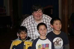 Aneesh, Jack, and Shawn