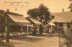 Vikens hotell 1930