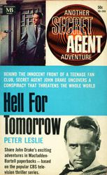 Hell for Tomorrow by Peter Leslie