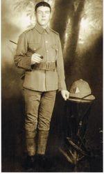 Private 352676 William Littleford.