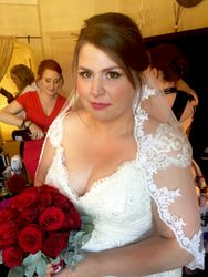 Bridal Wedding Hair and Makeup Woodhall Manor Suffolk