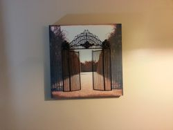 The Gateway Painting in the Waiting Room