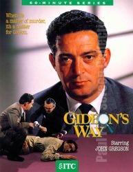 Gideon's Way - John Gregson