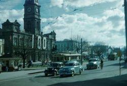 012 Ballarat Town Hall 100 Years 1956