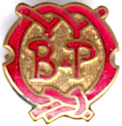 1932 - 1968 Land Ranger Captain Warrant Badge