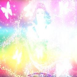 Colour Healing Goddess