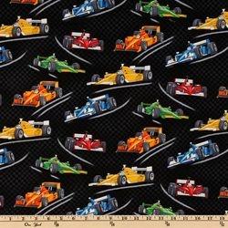 Racecars - COTTON - 88