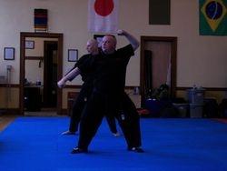 Black Belt Test April 12th
