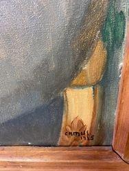 Signature Gustave Camu 1935