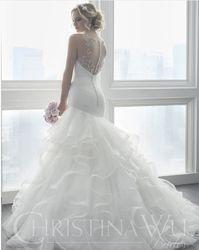 Christina Wu Brides 15631 back