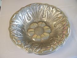 Pewter Serving Bowl