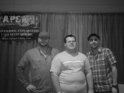 Steve,Eric and Tango