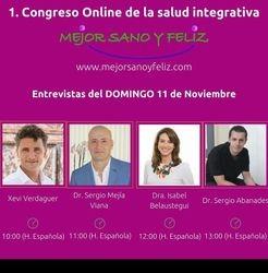 Congreso OnLine de la Salud integrativa. Nov 2018