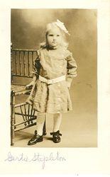 Gertrude Alice (Stapleton) Garlock (1906-1941)