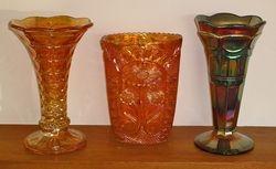 Asters vase