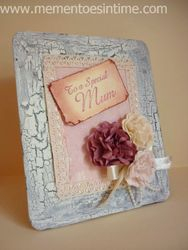 'Special Mum' Display Card