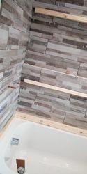 tiling & preparation.