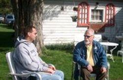 Ivan Walters and Reggie Murdock