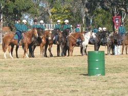 Cabarlah Pony Club Gymkhana 2008