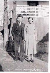 Harry E. and Helena Myrtle (Grubb) Secrest