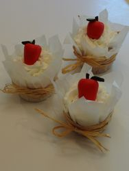 An Apple A Day Cupcakes