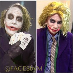 Joker -Why so serious??