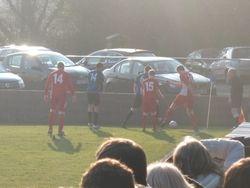 Ely Rangers v Caldicot Town 2013