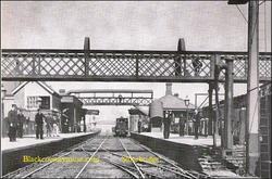 Stourbridge Station.