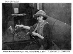 Mabel Normand  - Molly O