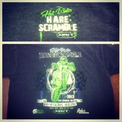Hare Scramble Shirts Completed