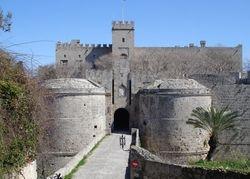 The Damboise Gate