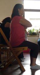 Massage du cou et de la nuque