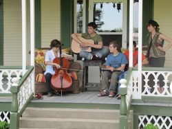 Music in The Porch
