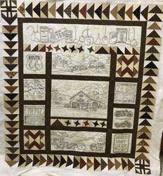 Truly Extraordinary Quilt!